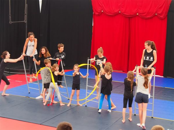 Loisirs et Sports - Planet' Circus-1