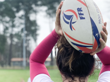 Planète Girls Rugby Camp